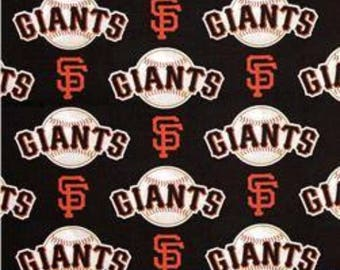 100% Cotton RixiBaby Cover: SF Giants