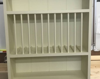 The colwick bespoke made to order plate rack and customer colour finish & Plate rack   Etsy
