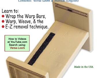 Versa-Loom, beading loom