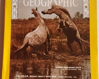 National Geographic May 1973
