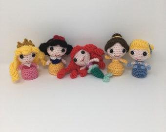 Amigurumi Nativity Español : Nativity set crochet nativity set christmas decorations