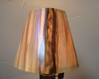 NEW!  Sweet Gum chandelier or sconce mini shade