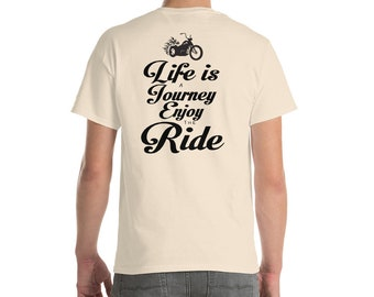 Life is a Journey Short-Sleeve T-Shirt