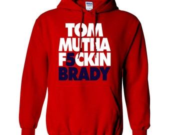 TMFB, New England Patriots, Champions, Tom Brady, Spirit Hoodie,