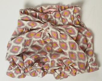 14-20 month Geometrical Print Bloomer Shorts