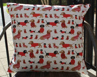 Square Cushion Cover - Sweater Weather