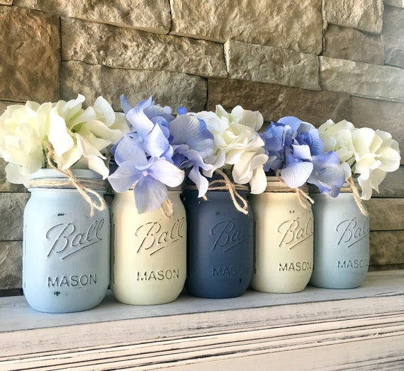 Rustic Baby Shower Decor Boy Decorations For Centerpieces Table