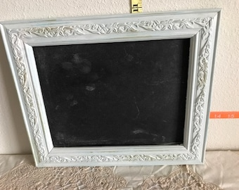 Shabby Chic Painted Vintage Picture Frame