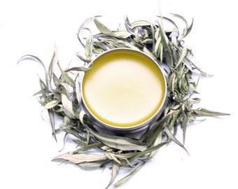 Dream Balm - Mugwort Balm - Intuition & Dream Magic - fragrant - moisturizing salve - 1/2 oz tin
