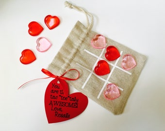 Kids Class Valentines for Children Preschool Classroom Valentine Cards Elementary School Children's Personalized Valentines Day Party Favors