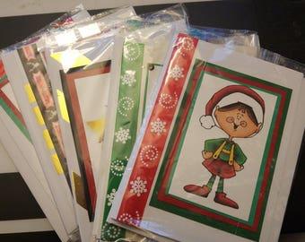 Christmas Card Collection #6