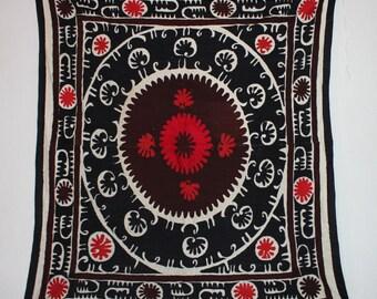 Handmade Vintage Suzani  VS33 (BL802)