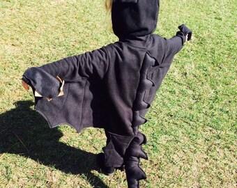 Kid's Dragon Costume • Baby • Dragon Hoodie Costume • Kids Dragon Costume • Halloween • Toddler Dragon • Dragon Dinosaur