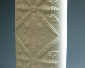 H & Co. Heinrich - White Porcelain Vase - Selb Bavaria Germany - 23.5 cm