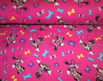 Minimousse lycra knit fabric, fabric Minimousse knit cotton lycra
