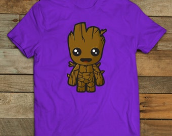 Baby Groot T-shirt (Many Colours)