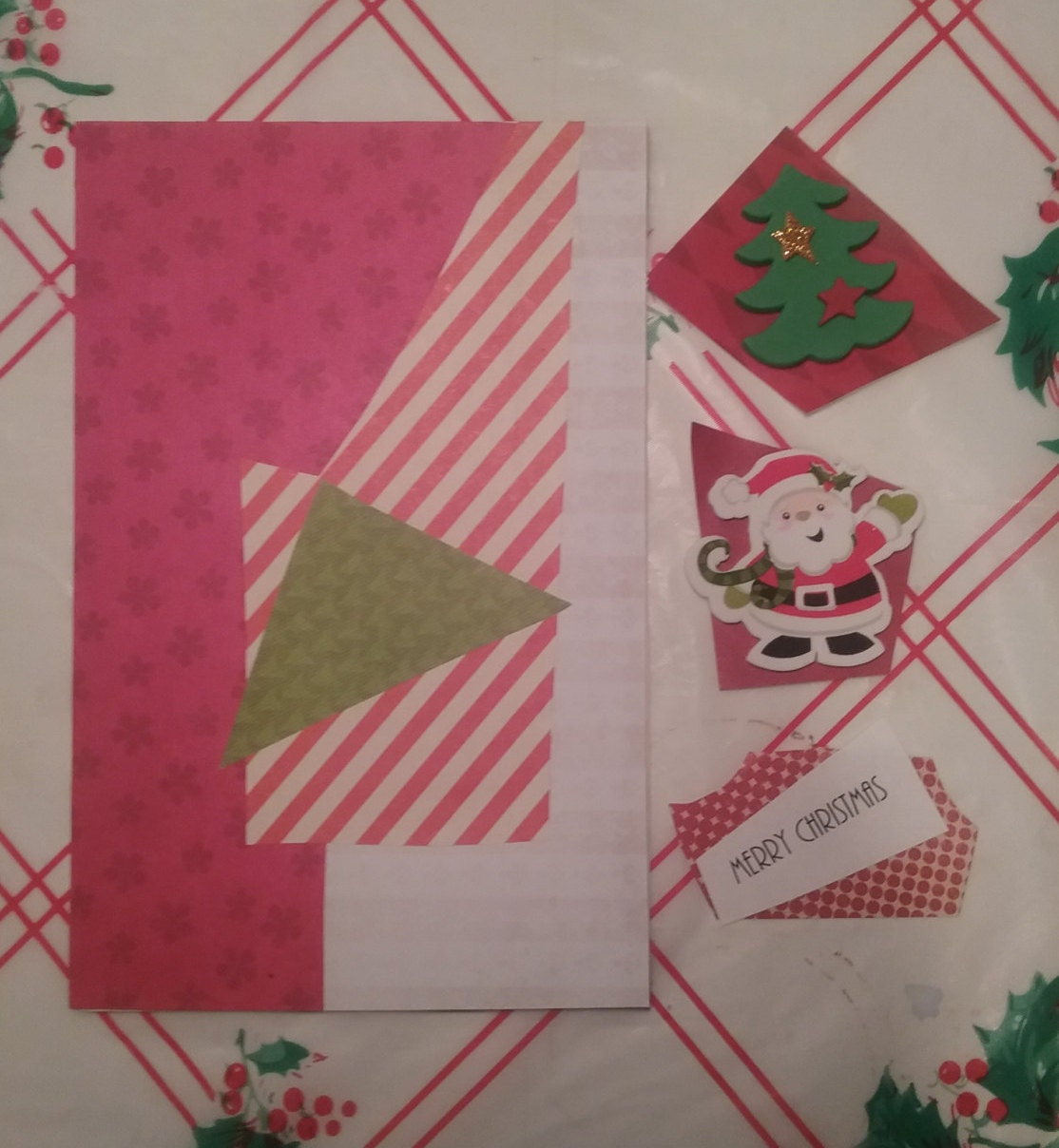 Mix And Match Christmas Cards Bonding Expressions Handmade