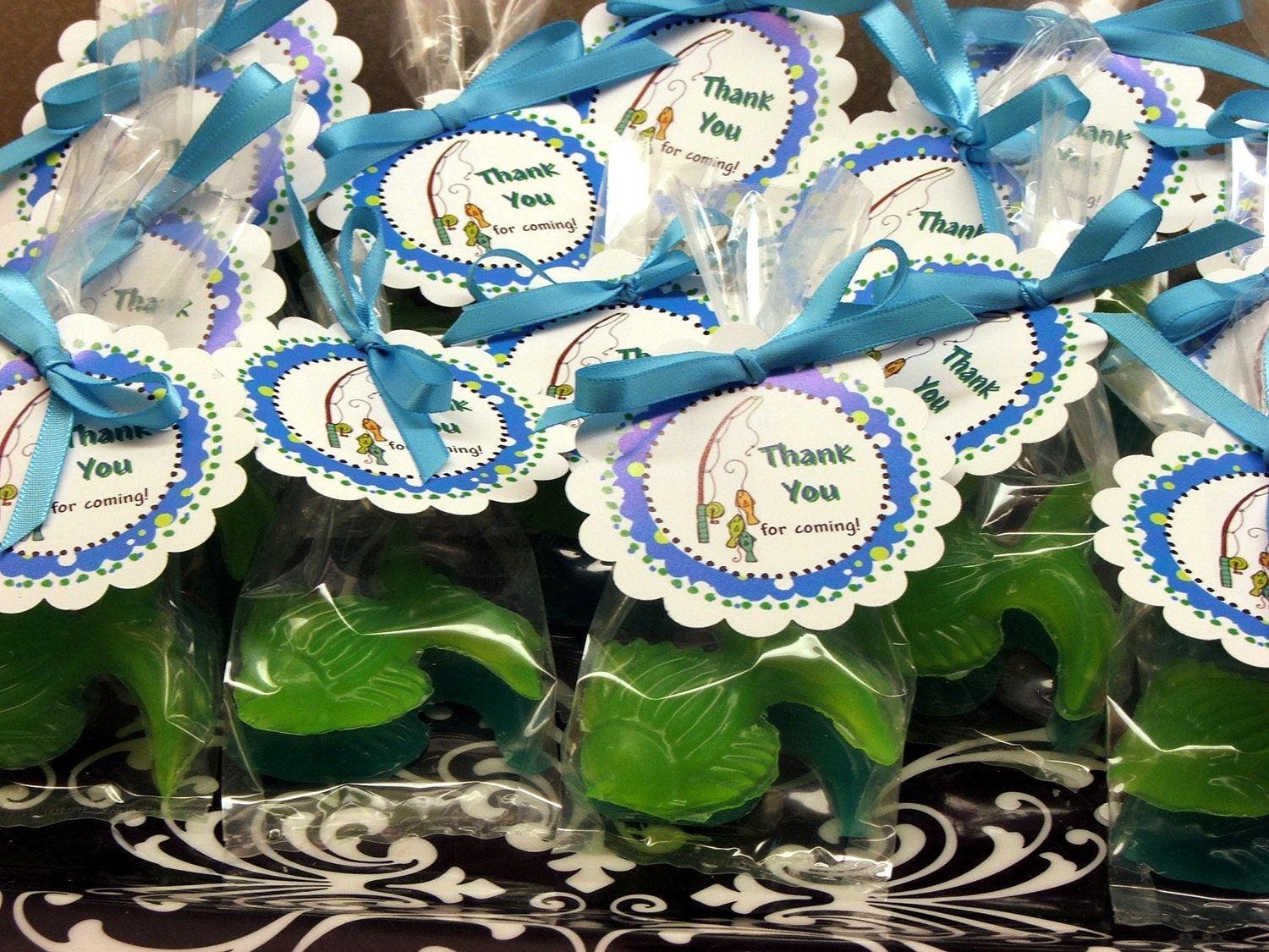20 Gone Fishing Fish Soap Party Favors Soaps Birthday Baby