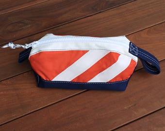 Boyd's Sailcloth Premium Dopp Kit, Shave Kit, or Toiletry Bag