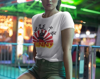 Kendrick Lamar T-shirt aka Kung-Fu Kenny Available in men's and women's sizes Printed on a comfy cotton