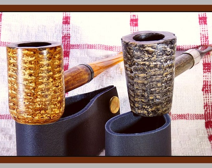 Customized MM Corn Cob Pipes Restored American Corn Cob Pipes & Vintage Corn Cob Pipes - NorthShorePipes