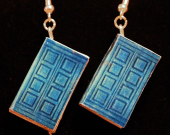 Doctor Who's River Song Diary Mini-Book Earrings