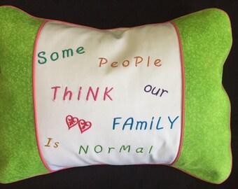 Novelty Pillow