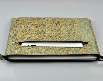 """Macbook pro 15 Inch, Macbook air case,  Zipper Macbook case, Case for Macbook 15"""", Macbook sleeve cover, Holiday gift, J5I139"""