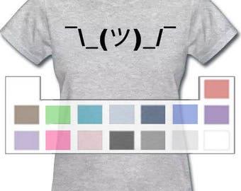 Shrug \_(ツ)_/ T-shirt
