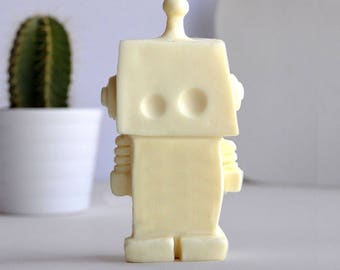 Cute Robot Figurine