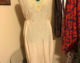 1920s lingerie nightgown
