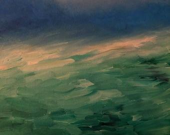Original Acrylic Art on Canvas
