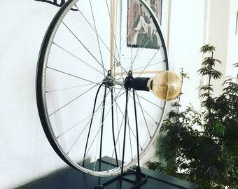 Bike wheel lamp