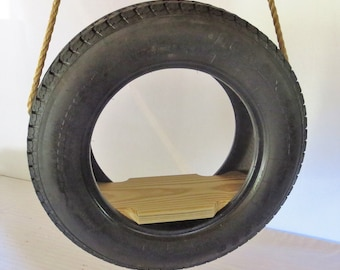 Tire Swing / Every thing you need but the tire You will get rope and seat