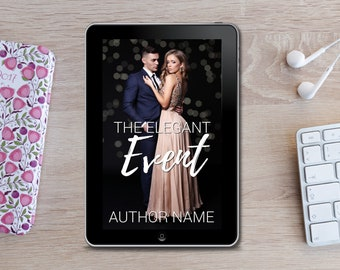 Premade eBook Cover -  The Elegant Event