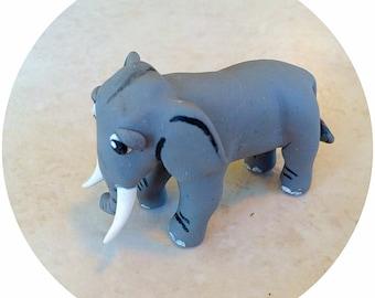 Asian Elephant, Endangered Animal