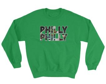 Philly Philly Team Philadelphia Sweatshirt