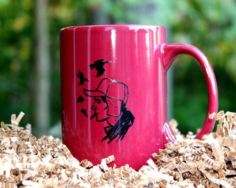 The Catcher in The Rye Inspired Mug