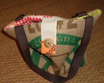Coffee bag canvas bag