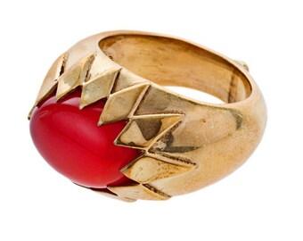 Jocasta Ring Red (R15: 18)
