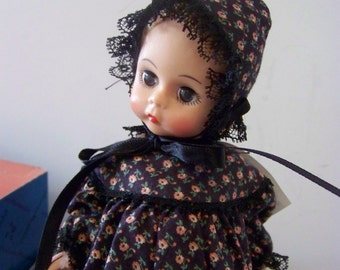 mother hubbard madame alexander 8 in doll