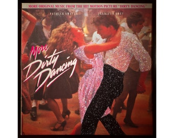 Dirty dancing record | Etsy