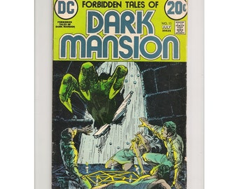 Forbidden Tales of Dark Mansion #11 - DC Comic Book, Comic Books and Collectibles.