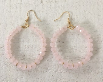 Blush Earrings
