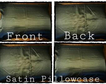 Charmeuse Satin Pillowcase
