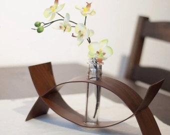 Test tube vase etsy for Test tube flower vase rack