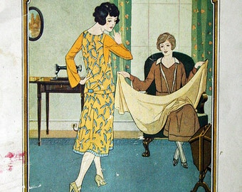 1926 Singer Sewing Shortcuts to Home Sewing