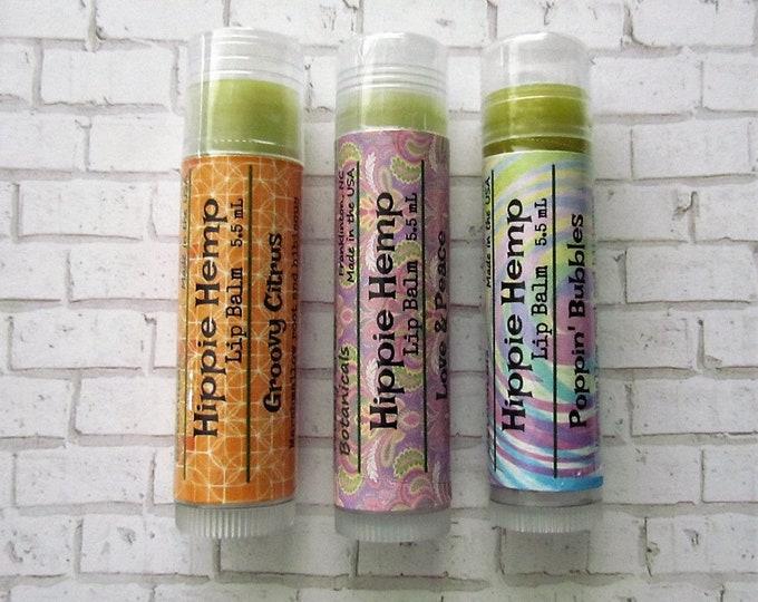Lip Balm, Herb infused lip balm, chap lip balm, lavender lip balm, calendula lip balm, chamomile lip balm