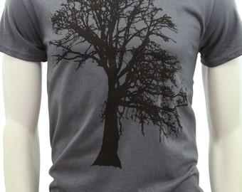Oak tree | Men's classic T Shirt | Art by Matley | sizes up to 5XL