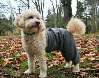 Dog Pants! Quality Pet Clothing, Dog Sweater, Dog clothes, Dog Pajamas.  Cover dog wounds, keep clean, no more snow matts.
